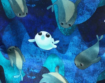 Song of the Sea one size pocket diaper