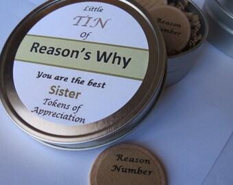 Sister Birthday Gift, Gift for Sister, Sister Card, Sorority Sister Gift, Sister Birthday Card, Best Sister Card Little Sister Big Sister 3C