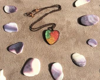 Wearable Art Necklace