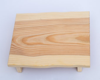 Natural cutting board from Douglas Fir