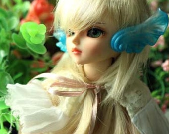 Bliss---Sea Elf Ears-Transparent bjd Accessories (for Yo SD size, MSD and SD size)