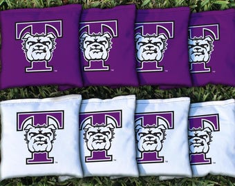 Truman State University TSU Bulldogs Cornhole Bag Set