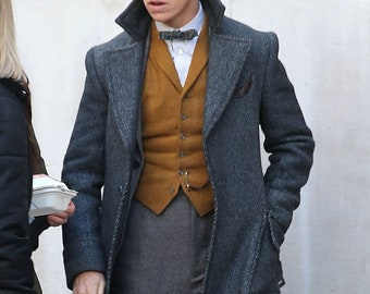 Newt Scamander's coat Fantastic Beasts and Where to find Them 2.