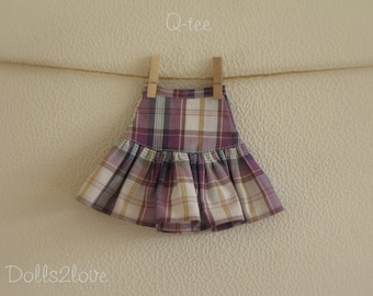 Dress for Q-tee rag doll
