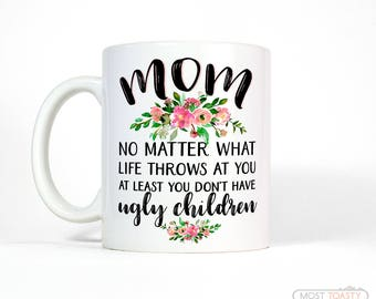 Mother Gift from Daughter, Mom Mug, Mom Birthday Gift, Funny Gift for Mom Gift, Funny Mothers Day Gift Ideas, Mothers Day Gift from Daughter