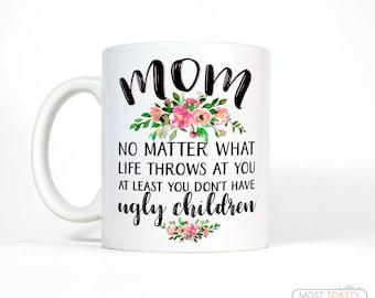 Mother Gift from Daughter, Mom Mug, Mom Birthday Gift, Funny Gift for Mom Gift, Funny Mothers Day Gift Ideas, Mothers Day Gift from Daughter