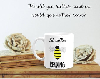 Mug for Book Lover, Coffee Lover Gift, Bookworm for Her, Bookish Gift, Literary Gift, Gift for Daughter, Literary Mug, Funny Coffee/Tea Mug,