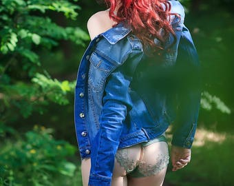 """Signed Print from Suicide Girls Hopeful Dimarti set """"The Forest Story"""""""