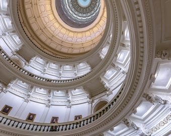 Capitol Ellipse Fine Art Photographic Print