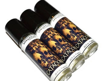 CATACOMBS Unisex Fragrance Fall Halloween Line
