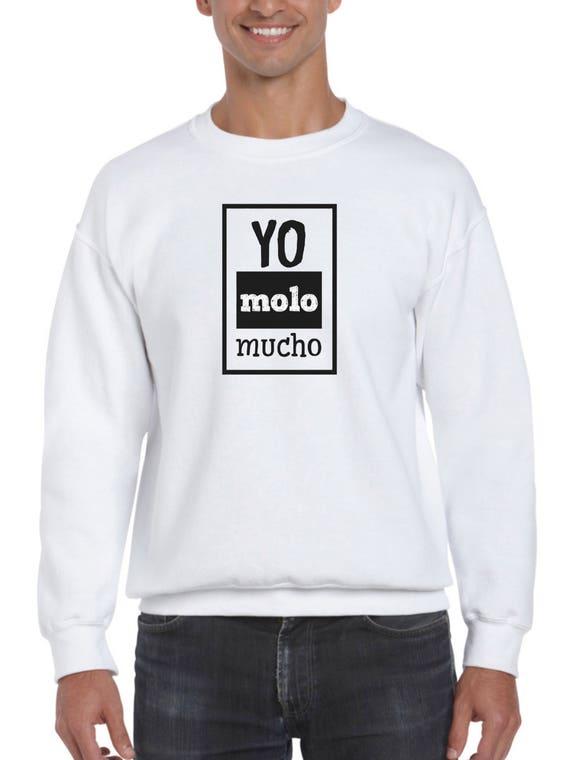 Men sweater YO MOLO MUCHO