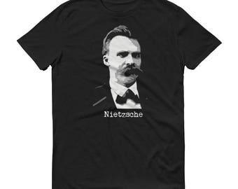 Nietzsche Existential Philosopher t shirt