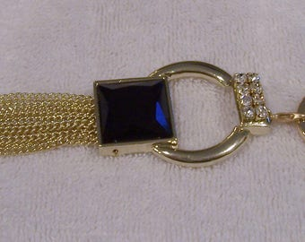 Key Chain, purse charm, necklace. Holiday Gift, Stocking Stuffer. Free Shipping.
