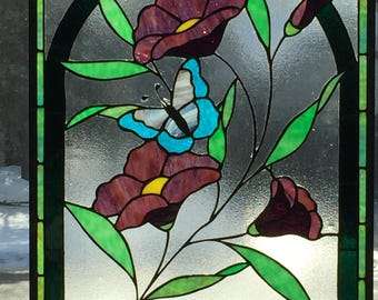 Butterfly in the Breeze Panel