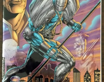 Knightmare (1995 Series) # 0 - Aug 1996
