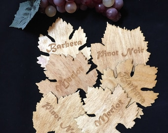 Coasters, wine glasses, wine enthusiast, wine leaves, vineyard, wine theme