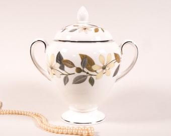 Wedgwood Beaconsfield sugar bowl, Bone China, England