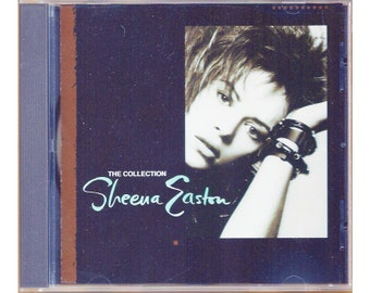 Sheena Easton The Collection Greatest Hits CD 1989 Club Edition