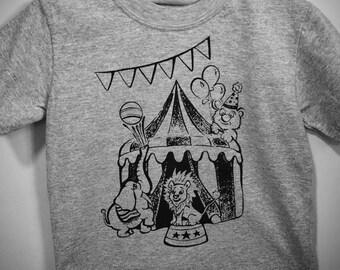 Toddler Circus Shirt