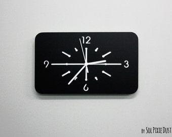 Retro 60s Wall Clock