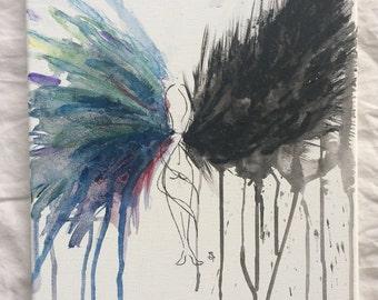 Create/Destroy (on canvas)