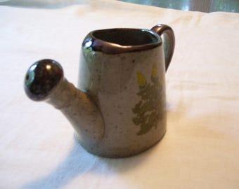 Takahashi Watering Can  Takahasi Stoneware 70s Vintage