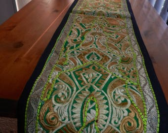 L5- New Table Runner, Wall Hanging or Wall Tapestry