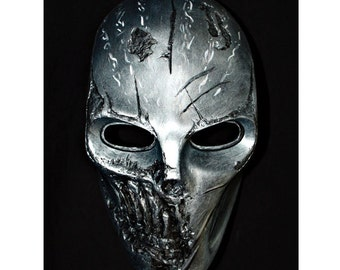 Army of two mask, Paintball airsoft mask, Halloween mask, Steampunk mask, Halloween costume & Cosplay mask, predator MA82 et