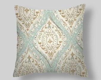 Blue Pillow ,Blue Pillow Covers, Decorative Pillows,All Size 16 18 20 x 20  Pillows,Blue Throw Pillows, Blue Decorative Pillows, Home Decor