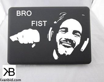 Pewdiepie, Pewdiepie Decal, Pewdiepie Sticker, Brofist Decal, Laptop Decal, Car Decal, Macbook Decal, Laptop Sticker, Macbook Sticker