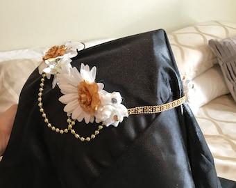 rave goddess crown (headband)