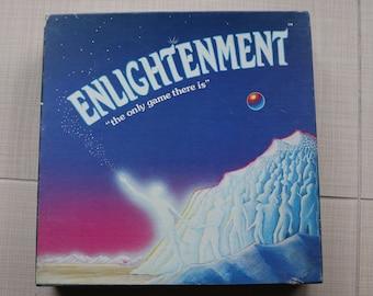 Enlightenment Board Game Homeward Bound 1987