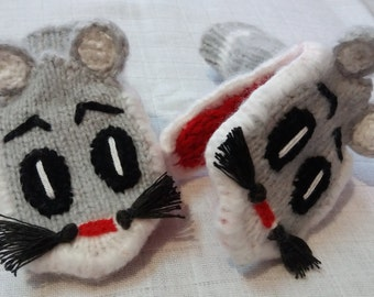 mouse funny gloves,for kids & adults,the perfect gift,FREE SHIPPING everywhere:)