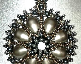 Dome of Pearls Kit-Platinum Pearls