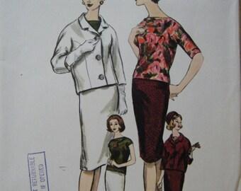Vogue Paris Original Jean Desses 1065
