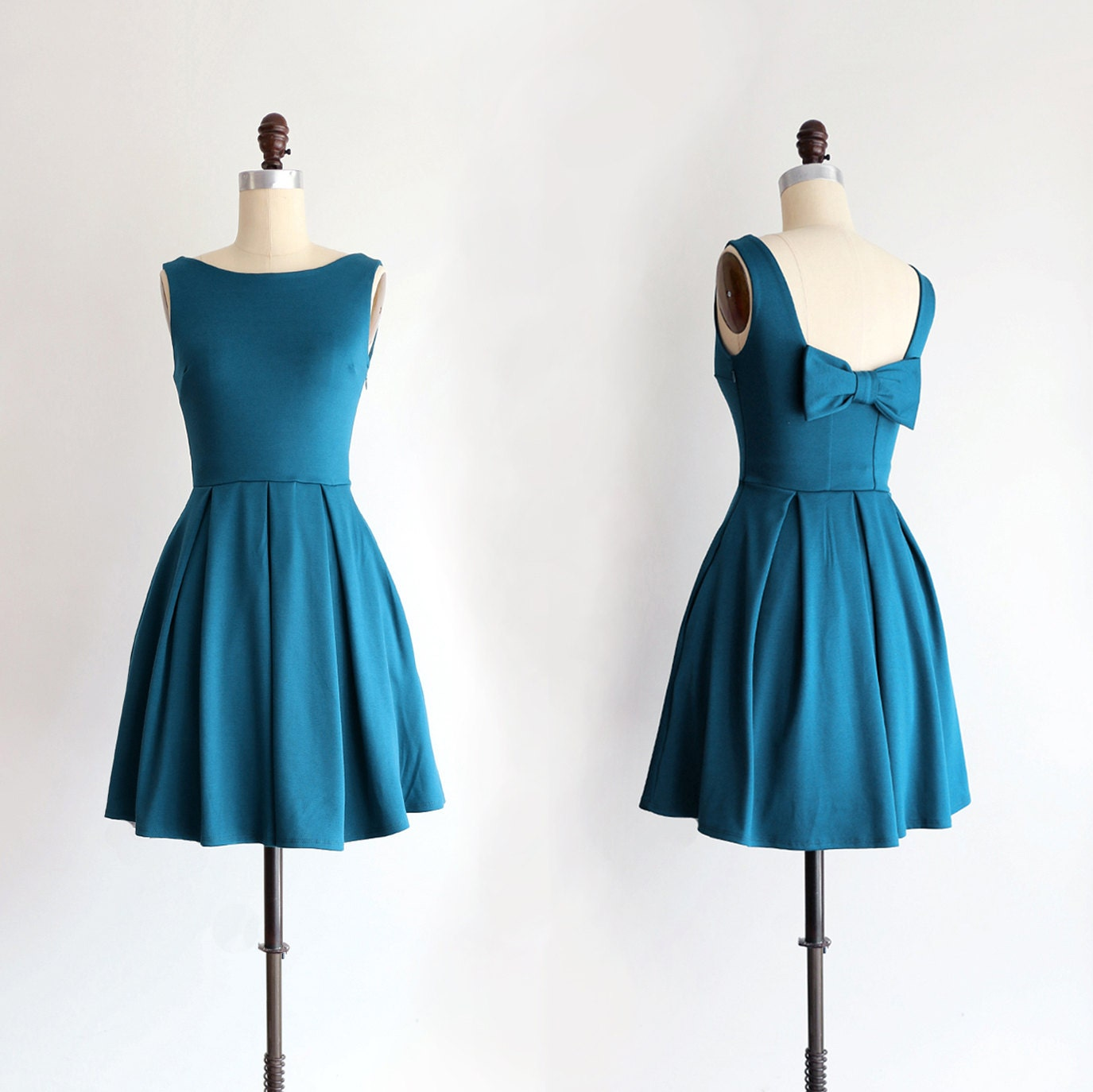 teal bridesmaid dresses for sale