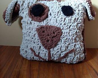 Floppy Ear Puppy Pillow