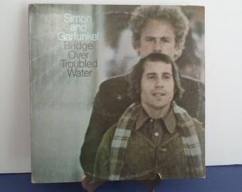 Simon & Garfunkel - Bridge Over Troubled Water - Circa 1970