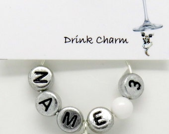 CuppaCode drink charm