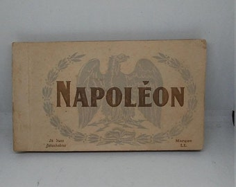 Spring Sale Antique French Napolion Postcard Collection