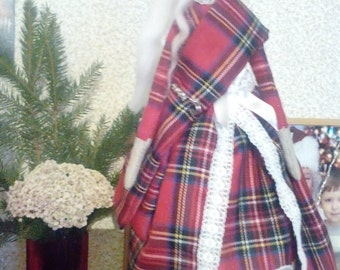 Tilda doll to order. The same is not present. Some can be repeated.