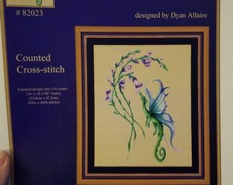 Little Snap Dragon by Dyan Allaire Cross stitch pattern