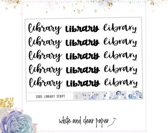 Library Script (S005)