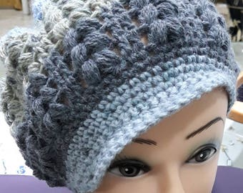 Wool woman hat