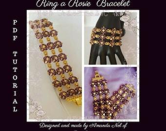 Ring A Rosie Bracelet Tutorial
