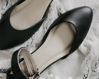 Ankle Strap Black