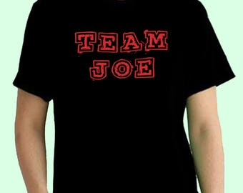Team Joe Impractical Jokers TV Show Inspired. Male and Female T-shirt