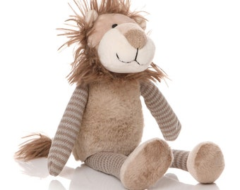 Lion plush soft toy baby gift baby shower present