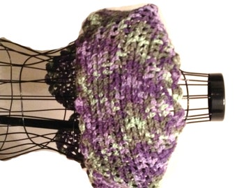 Spring Shawl Shoulder Wrap Shoulderette Crocheted Handmade Capelette Ready To Ship