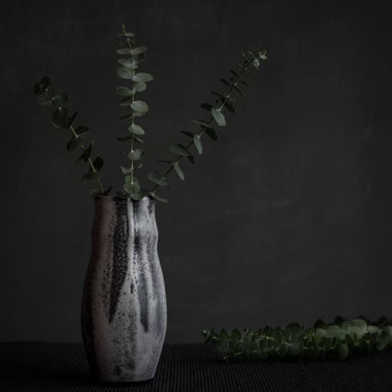 Small Monochrome Vase